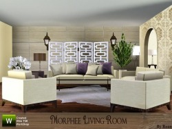 The Sims Resource Morphee Living Room